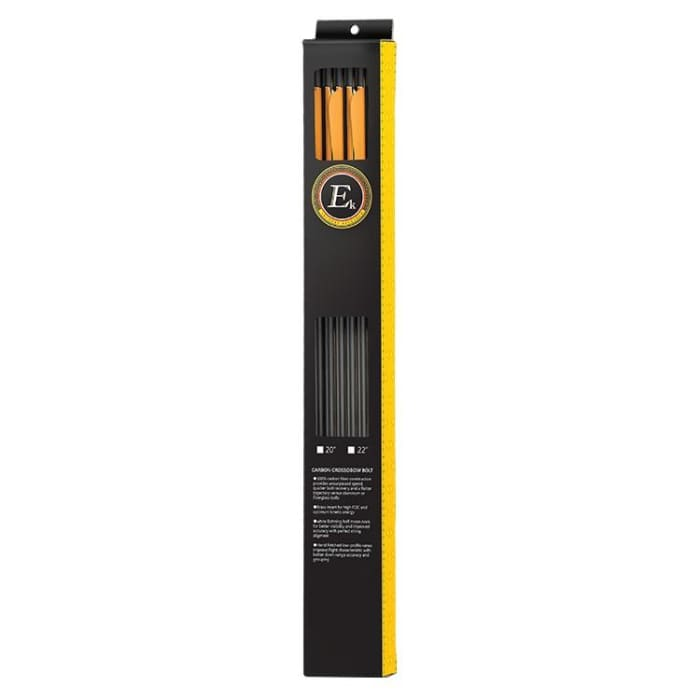 CARBON ARROWS 7.8MM X 30''