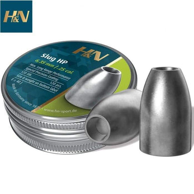 H&N Slug HP.249 28gr/120s **NO RETURNS** - Pellets