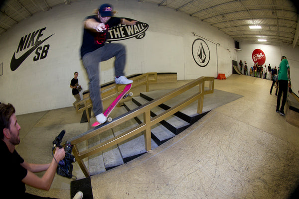 jamie fakie front crook