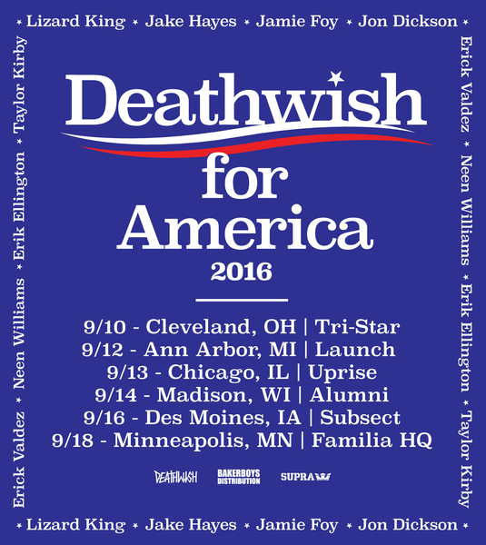 deathwish for america