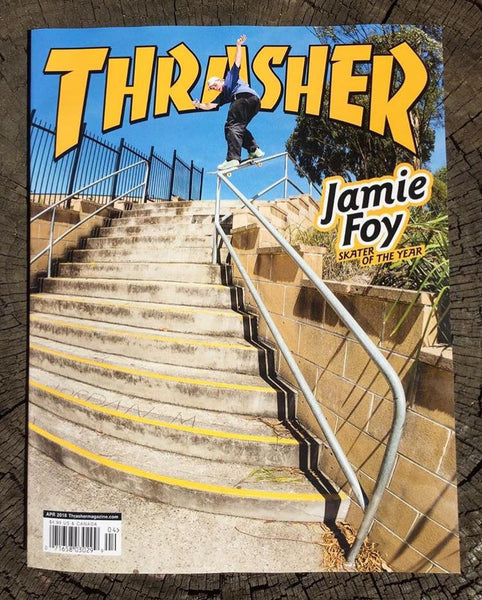 foy thrasher cover