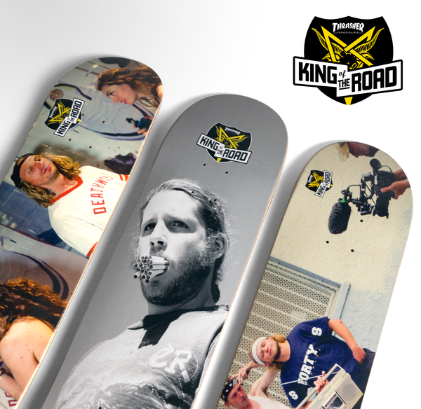 king of the road decks