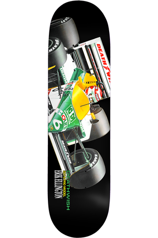 ELLINGTON TURBOCHARGER DECK 8.0