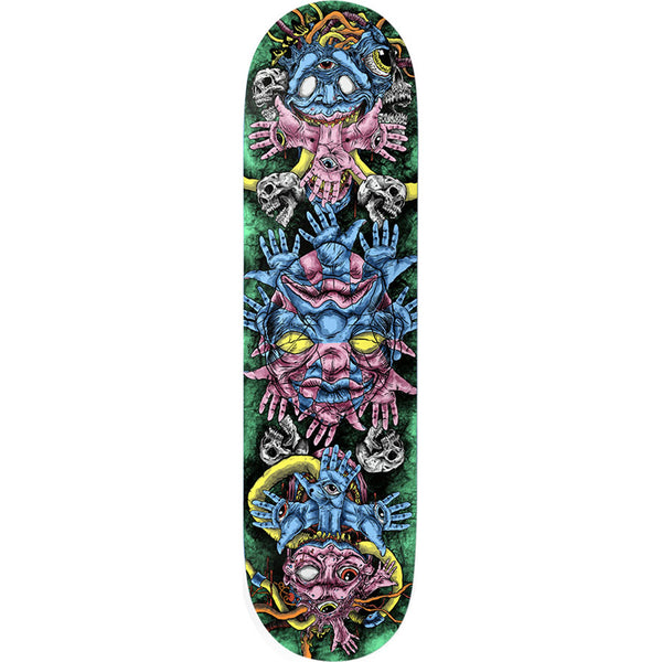 Neen Controlled Chaos Twin Deck 8.125