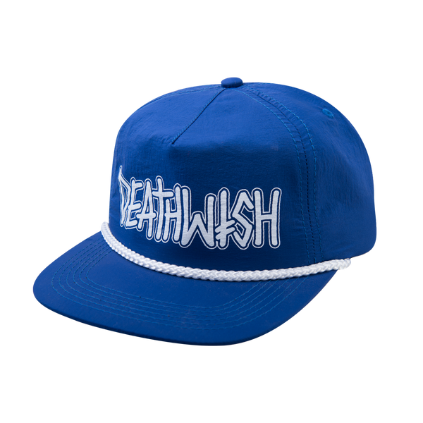 OUTLINE SNAPBACK ROYAL BLUE