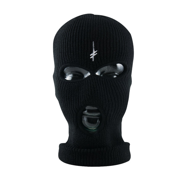 GANG LOGO SKI MASK