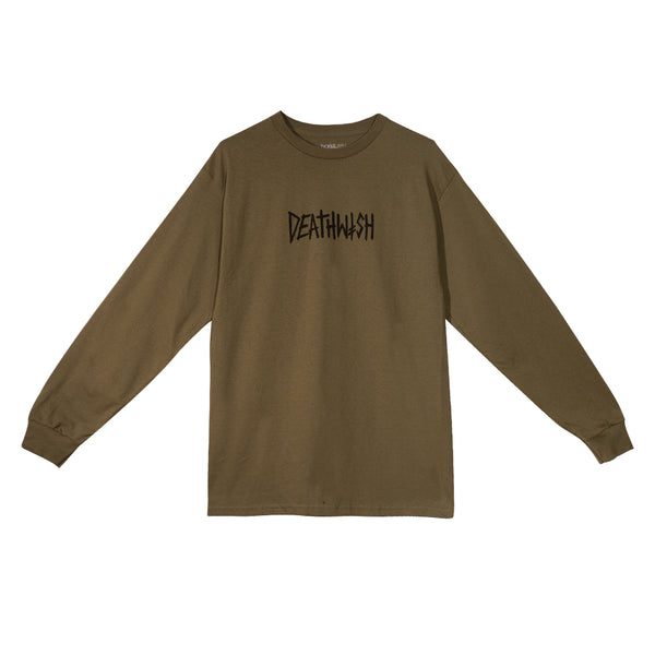 Death Tag Military Long Sleeve Tee