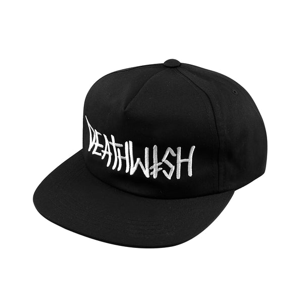 DEATHSPRAY SNAPBACK BLACK