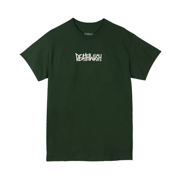 Deathspray Tee Forest Green