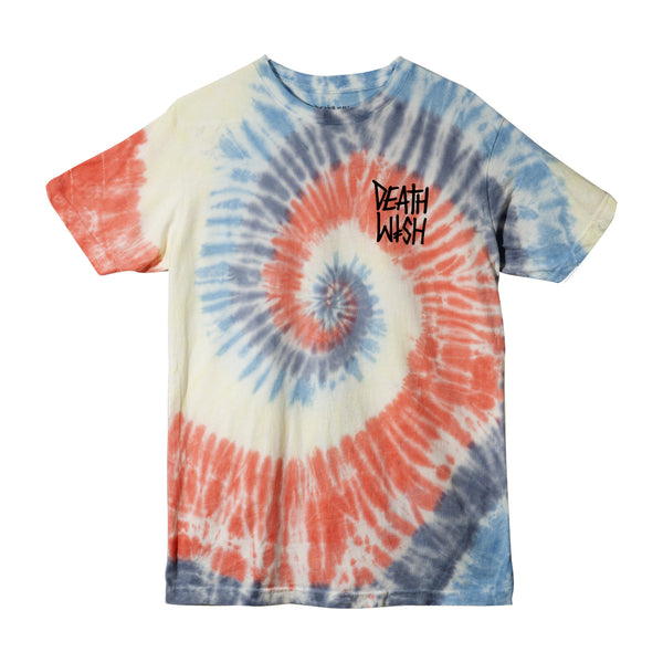 The Truth Sky Tie-Dye Tee