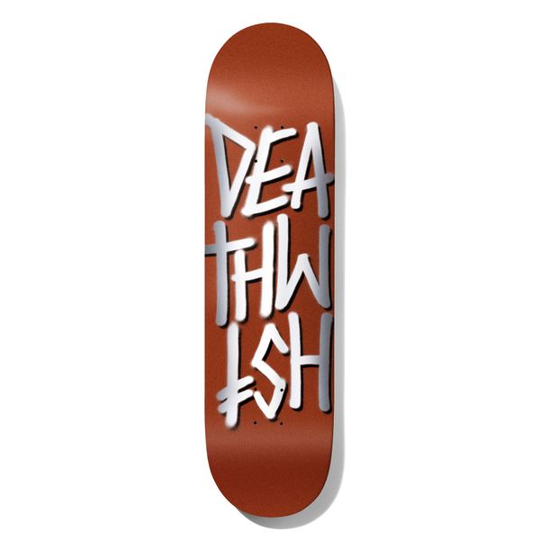 Deathstack Pearl Copper Deck 8.75