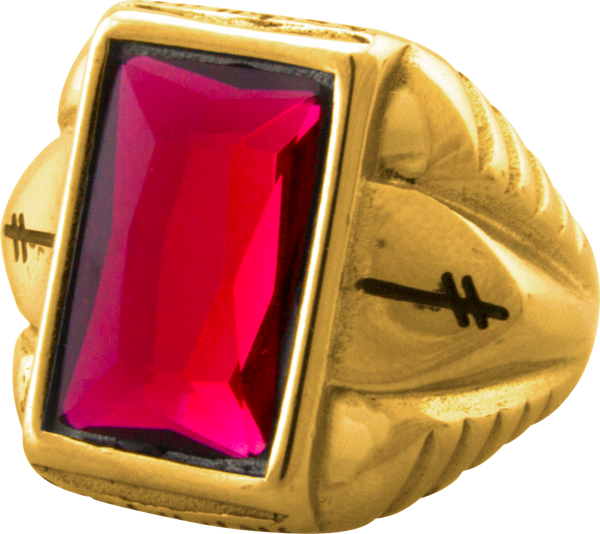 ELLINGTON GOLD RING