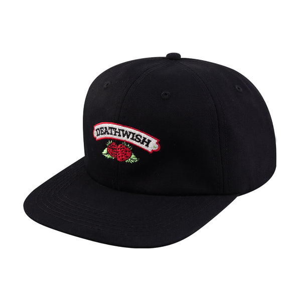 Jelly Snapback Black