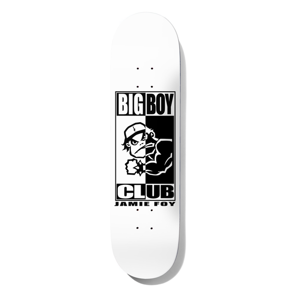Foy Big Boy Club Deck 8.0
