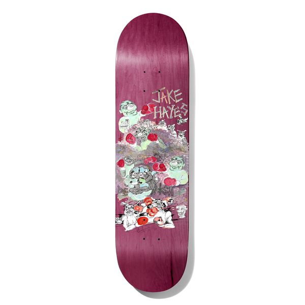 Hayes Mice & Men Deck 8.125
