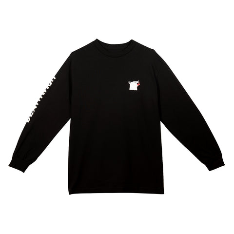 Killer Kill Long Sleeve Tee Black