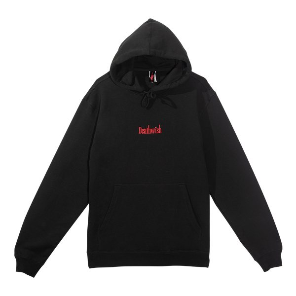 OUTLAW BLACK PULLOVER