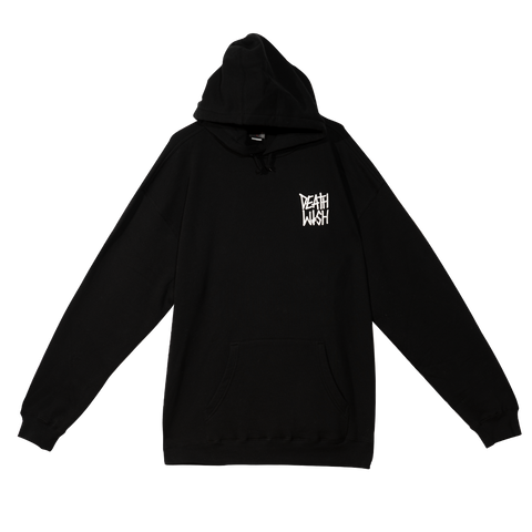 The Truth Pullover Black/White