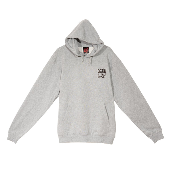 The Truth Heather Grey Hoodie