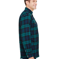 Yarn-Dyed Flannel Shirt