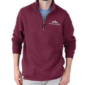 Crosswind 1/4 Zip Sweatshirt