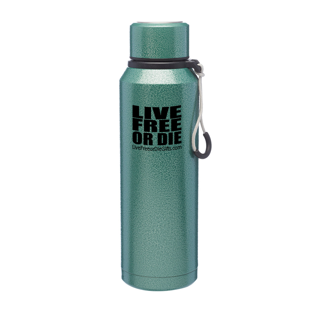 Vacuum Water Bottle with Strap