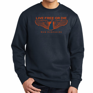 NH Freedom Crew Neck Sweatshirt