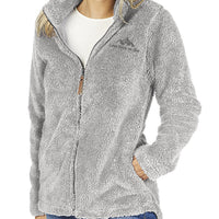 Women's Full Zip Fleece