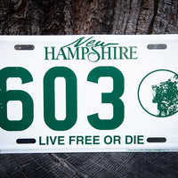 License Plate-603