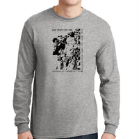 Old Man Departed Long Sleeve T-Shirt