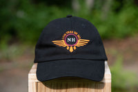 Live Free or Die Wings Hat