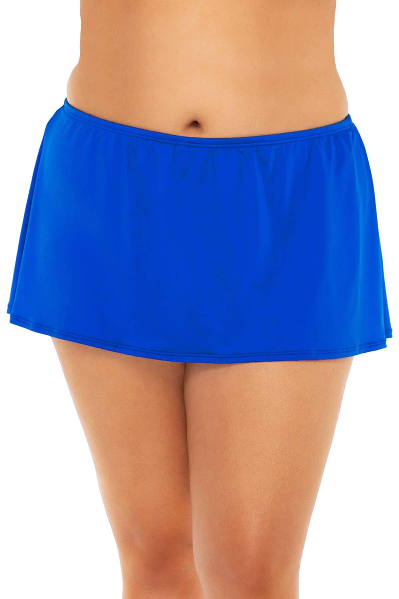 Sunsets Escape Imperial Blue Island Time Swim Skirt
