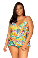 Sunsets Escape Tropical Adventure Amelia Tankini