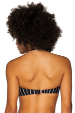 Swim Systems Black Sand Bridget Bandeau