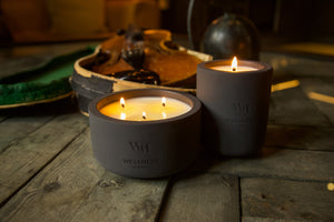 Refresh & Unwind Aromatherapy Soy Scented Candle Collection - Wellness By Manuel