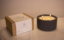 Load image into Gallery viewer, Unwind Aromatherapy Soy Scented Candle - 3 Wick - Wellness By Manuel