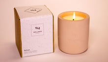 Load image into Gallery viewer, Refresh Aromatherapy Soy Scented Candle - 1 Wick - Wellness By Manuel