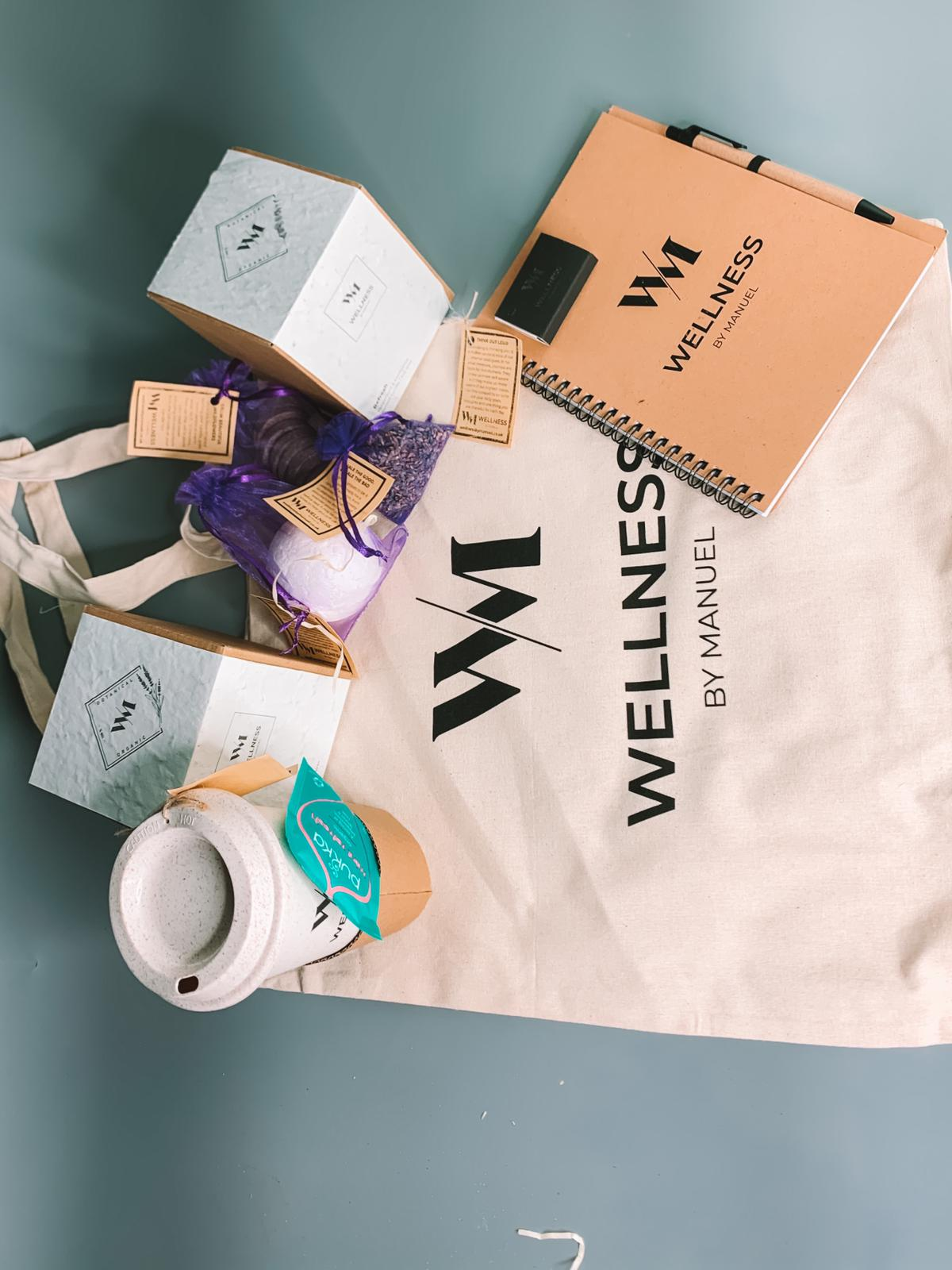 1 Wick Wellness By Manuel Hamper