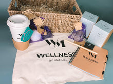 Load image into Gallery viewer, 1 Wick Wellness By Manuel Hamper