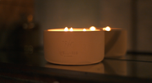 Load and play video in Gallery viewer, 100% natural, soy wax candles, aromatherapy candles, soy wax, pure essential oils, seed paper candles, grow candles, wellness by manuel