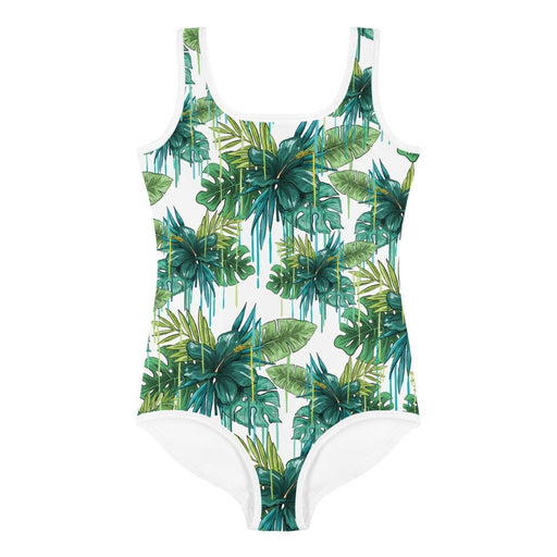 All-Over Print Swimsuit - Lootm3e