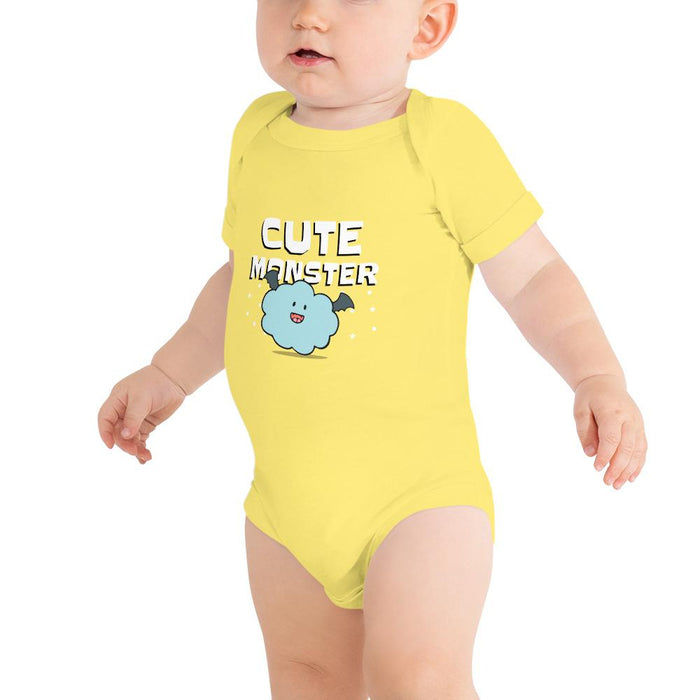 Cute Monster Bodysuit - Lootm3e
