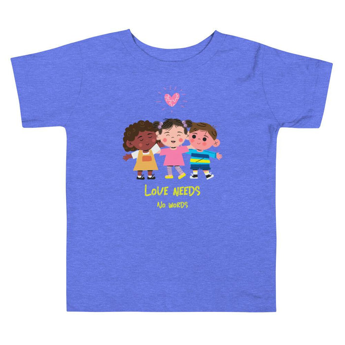 Friends Toddler Tee - Lootm3e