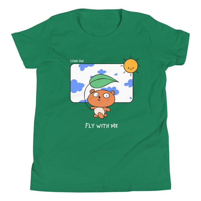 Fly With Me T-Shirt - Lootm3e