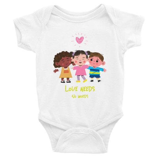 Friends Infant Bodysuit - Lootm3e