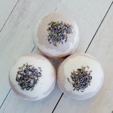 Load image into Gallery viewer, Lavender & Oat Bath Bomb