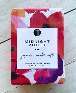 Midnight Violet Soap