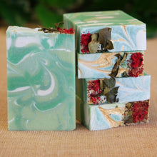 Load image into Gallery viewer, Emerald Agave Soap