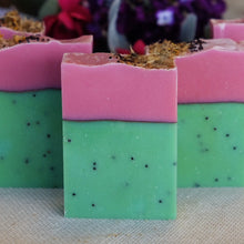 Load image into Gallery viewer, Cactus Flower Exfoliating Soap