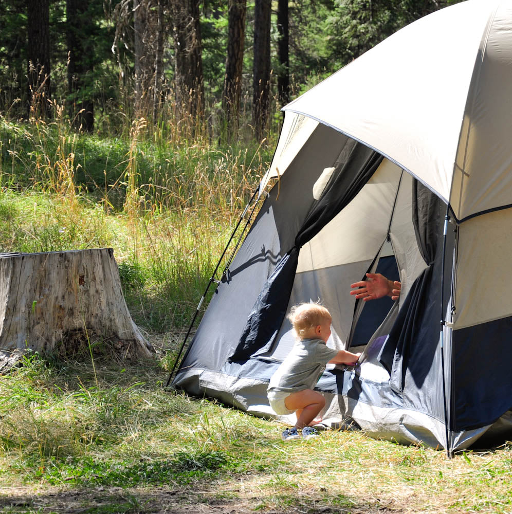 Adventure Mom: The Dos and Don'ts of Camping With Young Children